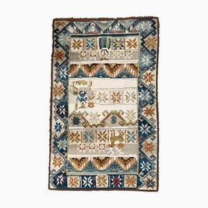 Skandinavischer Vintage Teppich, 1980er