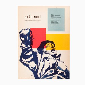Pobres habrá siempre Movie Poster by Karel Teissig, 1960
