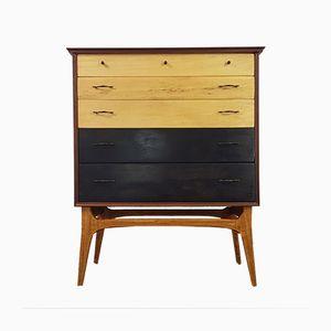 Cassettiera Mid-Century di Alfred Cox per AC Furniture, anni '50