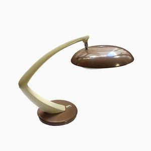 Boomerang Lampe von Fase, 1960er