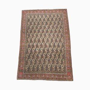 Alfombra de Oriente Medio vintage tejida a mano