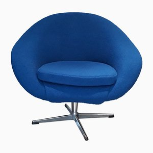 French Swivel Chair, 1960s