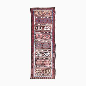 Long Tapis Kilim Antique