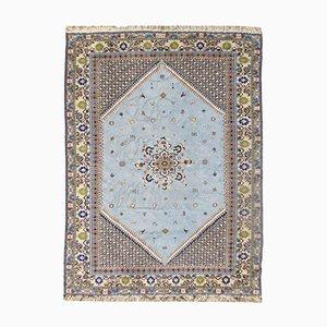 Antiker marokkanischer Rabat Teppich