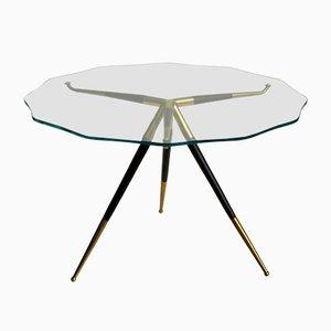 Tavolino da caffè Mid-Century di Cesare Lacca, anni '50