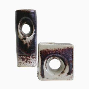 Chimney Vasen Set von Vest Keramik, 1970er
