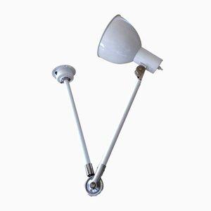 Industrielle deutsche Vintage Wandlampe