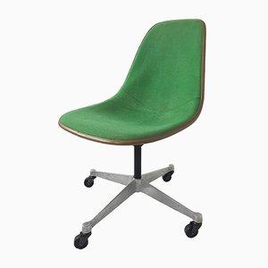 Sedia PSC in fibra di vetro di Charles & Ray Eames per Herman Miller, anni '60