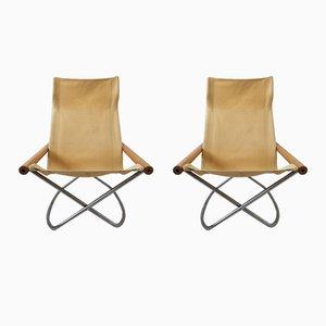 Rocking Chairs NY par Takeshi Nii pour Jox Interni, 1958, Set de 2