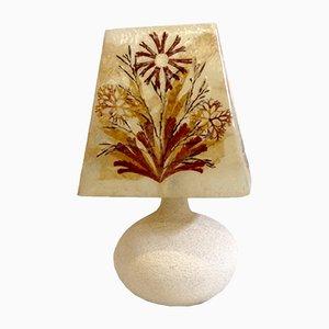 Lámpara de herbario vintage