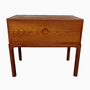 Danish Teak Chest of Drawers by Kai Kristiansen for Aksel Kjersgaard, 1950s