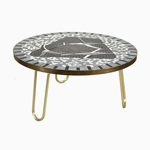 Mosaic Table by Berthold Müller, 1950s