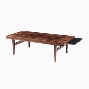 Extendable Rosewood Table by Johannes Andersen, 1960s