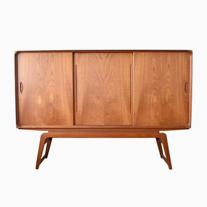 Danish Teak Sideboard from Clausen & Son, 1950s