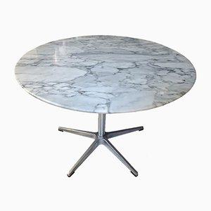 Mesa italiana de mármol, años 60