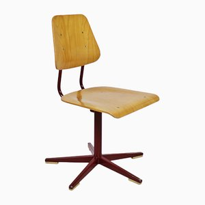 Swiss Adjustable School Chairs by Embru, 1960s