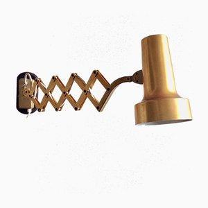 Vintage Scissor Lamp