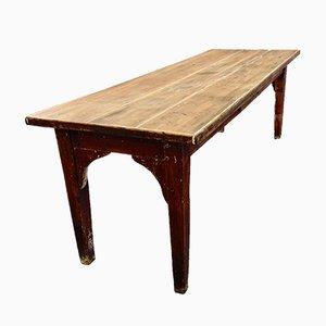 Rustikaler Vintage Tisch
