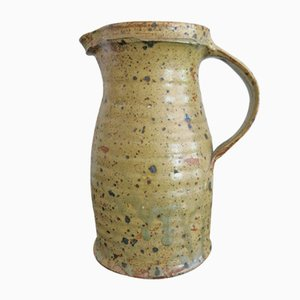 Jarra vintage de cerámica de Tiffoche