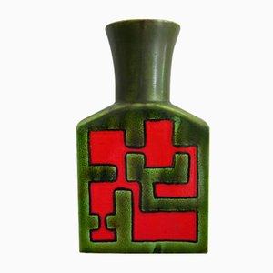 Französische Vintage Vase von Faïencerie St Clément für Saint Clément