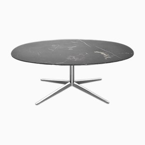 Black Marble 2480 Table by Florence Knoll for Knoll Inc., 1980s