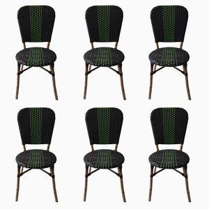 Chaises de Terrasse de Ouest Mobilier Design, 2004, Set de 6
