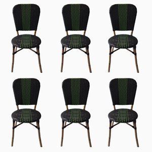 Terrace Chairs from Ouest Mobilier Design, 2004, Set of 6