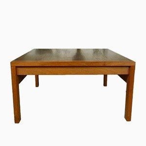 Teak Coffee Table by Ole Gjerlov-Knudsen & Torben Lind for France & Søn, 1960s