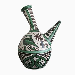 Jarrón de cerámica de Domingo Punter, 1964