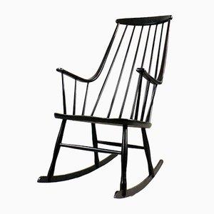 Sedia a dondolo Grandessa di Lena Larsson per Nesto, anni '60