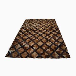 Vintage Leather Carpet, 1970s