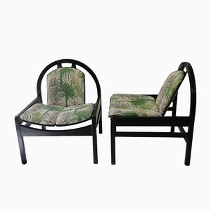 Vintage Armlehnstühle von Baumann, 2er Set