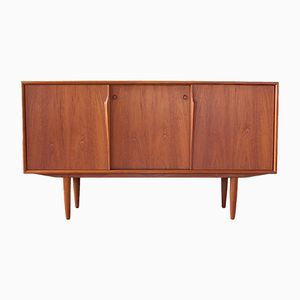 Teak Sideboard by Gunni Omann for Axel Chrsitensen, 1960s