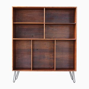 Rosewood Shelving Unit by Ib Kofod Larsen for Faarup Mobelfabrik, 1960s