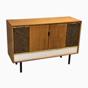 Hi-Fi Teak Commode, 1970s