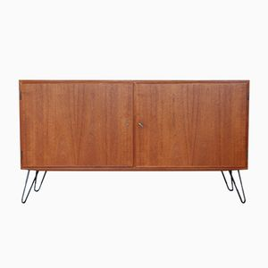Danish Teak Sideboard by Poul Hundevad for Hundevard & Co., 1960s