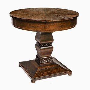 Ausziehbarer Liegnitzer Vintage Ringtisch