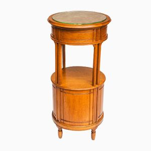 Small Round Bauhaus Table