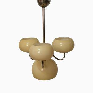 Lámpara francesa Art Déco vintage
