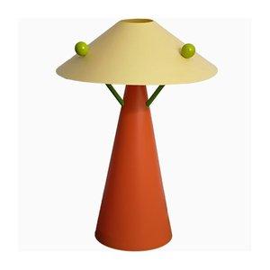 Lámpara vintage de Michel Coudert, años 80
