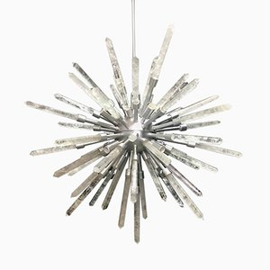 Silver Stella Pendant by Waldir Junior