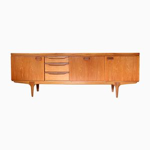 Credenza vintage in teak di Greaves & Thomas, 1967