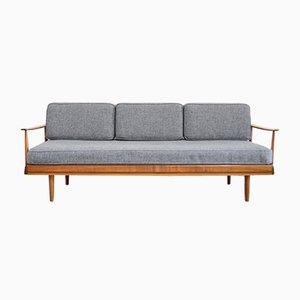 Sofá cama vintage de Wilhelm Knoll