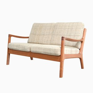 Vintage Senator Teak Sofa by Ole Wanscher for Cado