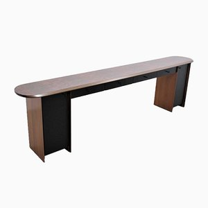 Large Console Table by Tobia & Afra Scarpa for B&B, 1970s
