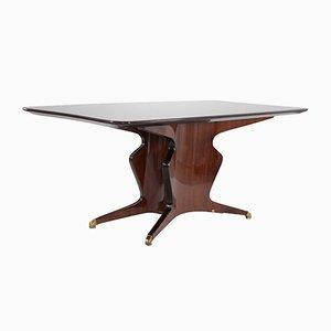 Table en Acajou de Fossati, Attilio & Arturo, 1950s