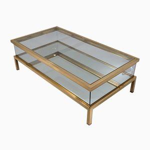 Table Basse à 2 Niveaux, 1970s