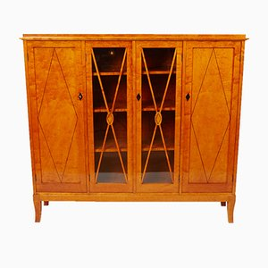 Antique Empire Display Cabinet