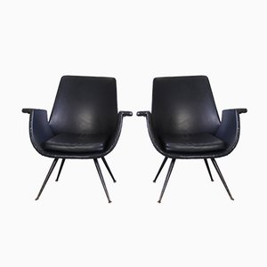 Armchairs by Gastone Rinaldi, 1956, Set of 2