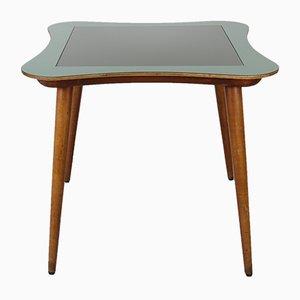 Geformter Mid-Century Spieltisch, 1950er